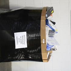 Pallet - 281 Pcs - Ink, Toner, Accessories & Supplies, Keyboards & Mice, Other, Computer Software - Customer Returns - HP, Logitech, Canon, LD Products