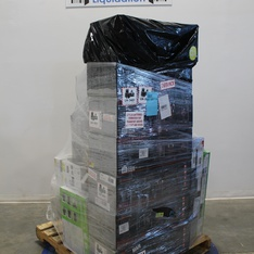 Pallet – 31 Pcs – Home Audio & Theater – Customer Returns – Onn, Blackweb, Philips, LG