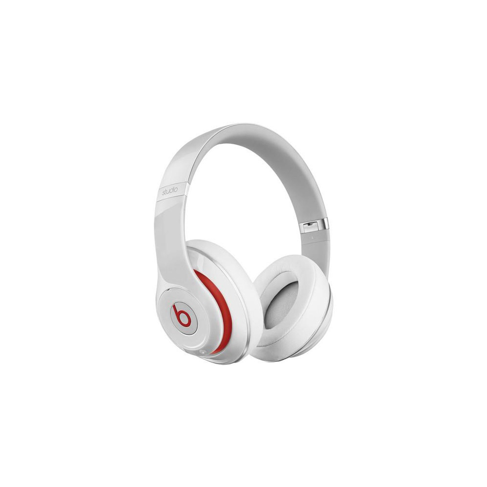 10 Pieces Of Beats By Dr Dre Studio 2 0 Wireless White Over Ear Headphones Mh8j2am A Headphones Portable Speakers Grade A Refurbished Directliquidation