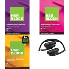 Clearance! Pallet – 96 Pcs – Software, Other, Over Ear Headphones, Game Room – Customer Returns – H&R Block, Skullcandy, Incipio, Onn