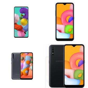 CLEARANCE! 100 Pcs – Cellular Phones – Refurbished (GRADE A, GRADE B, GRADE C – Not Activated) – Samsung, Motorola