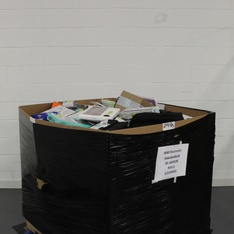 Pallet – 294 Pcs – Ink, Toner, Accessories & Supplies, Other, Keyboards & Mice, Computer Software – Customer Returns – HP, Logitech, Brother, LD Products