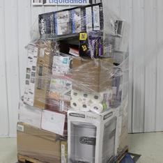 Pallet – 111 Pcs – Office Supplies, Hardware, Powered, Vacuums – Customer Returns – LeapFrog, JUN CHENG PLASTIC ELECTRONIC TOYS, Case Logic, Pen & Gear