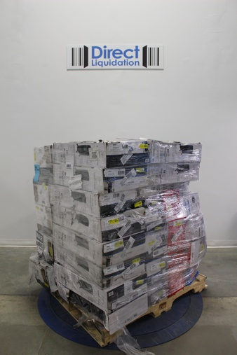 12 Pallets – 395 Pcs – Heaters, Accessories, Bar Refrigerators & Water Coolers – Customer Returns – Mainstay's, Honeywell, Filtrete, Primo