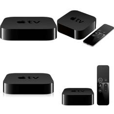 20 Pcs - Media Streaming Players (IPTV) - Refurbished (GRADE B, GRADE C) - Apple - Missing Accessories
