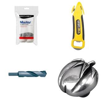 100 Pcs – Home Improvement – New – Retail Ready – Bestt Liebco, Proline, Diamond Resources, Devine Color