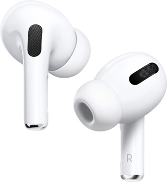 3 Pcs – Apple AirPods Pro White In Ear Headphones MWP22AM/A – Refurbished (GRADE D)