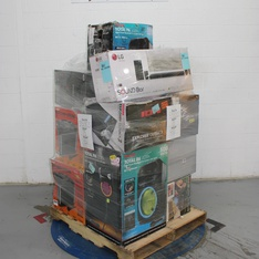 6 Pallets - 123 Pcs - Speakers, Portable Speakers - Tested NOT WORKING - Blackweb, Samsung, LG, Ion