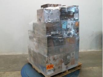 Truckload – 26 Pallets – 826 Pcs – Hardware, Kitchen & Dining, Kitchen & Bath Fixtures, Single Cup Brewers – Customer Returns – Keurig, Kaz, PUR, Brinks