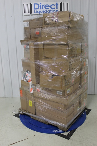 Pallet – 550 Pcs – Clothing, Shoes & Accessories – Brand New – Retail Ready – Americana, Goodfellow & Co, Original Use