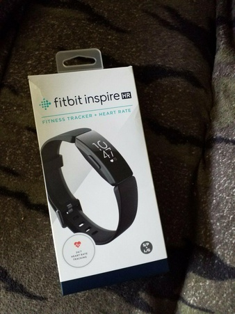 11 Pcs – Fitbit FB413BKBK Inspire HR Heart Rate & Fitness Tracker, One Size (S & L bands included) – Refurbished (GRADE A)