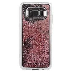 38 Pcs - Case-Mate Samsung Galaxy S8 Plus Waterfall Series Case - Rose Gold - Used, New, Open Box Like New, New Damaged Box, Like New - Retail Ready