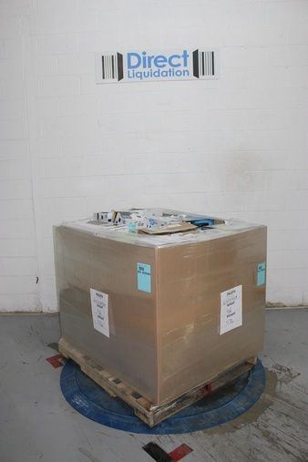 Pallet – 161 Pcs – DVD & Blu-ray Players, Digital Picture Frames, Unsorted – Customer Returns – Onn, Philips, LG, Sony