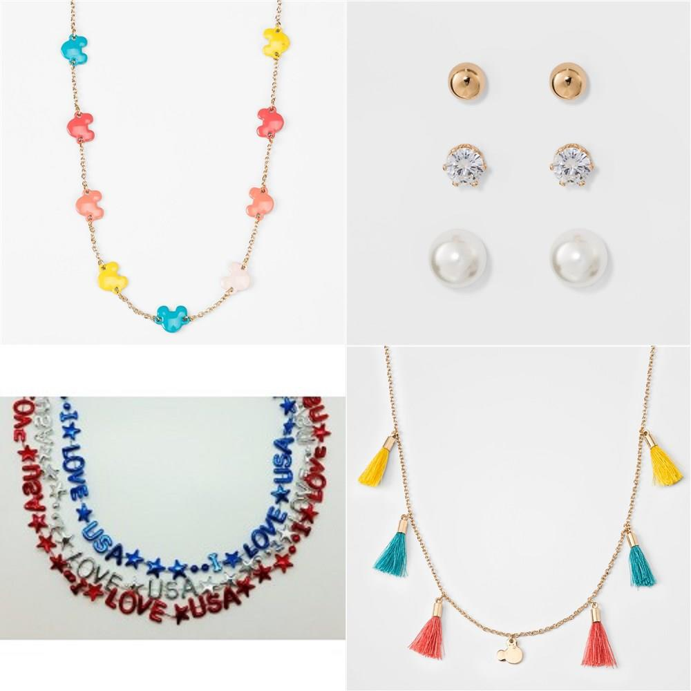 Pallet - 505 Pcs - Necklaces, Earrings, Sets, Bracelets - Customer Returns  - A New Day, Sugarfix by BaubleBar, Target, Disney