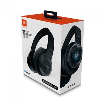 1c370d2a80e 12 Pcs – JBL E65BTNC Wireless Over-Ear Noise-Cancelling Headphones with Mic  and