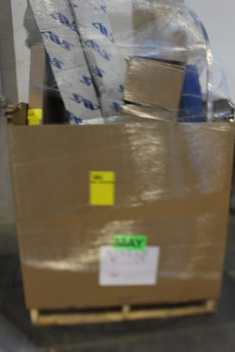 Pallet – 33 Pcs – Automotive Parts – Customer Returns – ACDelco, Spectra Premium, Dorman, METO