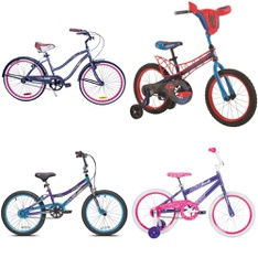 Pallet – 6 Pcs – Cycling & Bicycles – Customer Returns – Columbia, Movelo, Huffy, Bell Sports