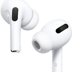 3 Pcs - Apple AirPods Pro White In Ear Headphones MWP22AM/A - Refurbished (GRADE D)