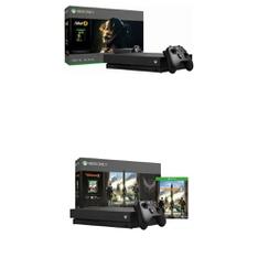 13 Pcs - Microsoft Xbox One Consoles - Refurbished (GRADE A) - Models: CYV-00146, CYV-00255
