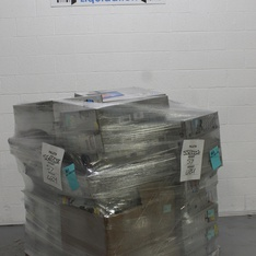 Pallet - 38 Pcs - Monitors - Customer Returns - HP