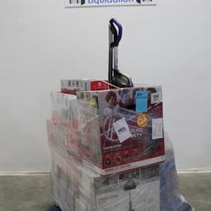 Pallet – 20 Pcs – Vacuums – Customer Returns – Dirt Devil, Hoover