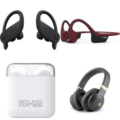 15 Pcs – Headphones & Portable Speakers – Tested NOT WORKING – Beats by Dr. Dre, Samsung, JBL, BOSE
