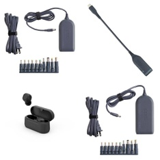 Pallet - 588 Pcs - Other, Over Ear Headphones, Power Adapters & Chargers, Keyboards & Mice - Customer Returns - onn., Onn, Anker, Monster