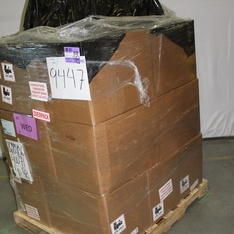 Pallet – 470 Pcs – Over Ear Headphones, Power Adapters & Chargers, Other, Keyboards & Mice – Customer Returns – onn., Onn, Hyper Tough, Monster