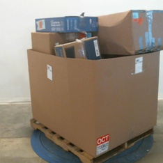 Pallet - 16 Pcs - Monitors - Tested NOT WORKING - Samsung, Linksys, HP, ACER