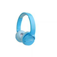 16 Pcs – Altec Lansing MZX250 Kids Bluetooth Headphones, Blue – New – Retail Ready