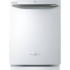 Lowes - Pallet - GE ADT521PGFWS Artistry Top Control Dishwasher in White with Steam PreWash - New (Scratch & Dent)