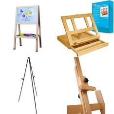 45 Pcs - Home Arts & Crafts - New Damaged Box, Like New, New, Open Box Like New - Retail Ready - XiaSen, U.S. Art Supply, US Art Supply, PaintaDoodle