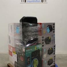 Pallet - 13 Pcs - Speakers - Customer Returns - Ion