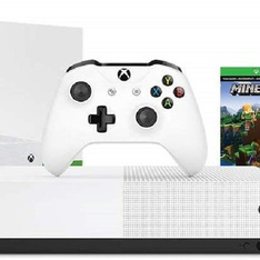 16 Pcs - Microsoft NJP-00024 Xbox One S All-Digital Edition - Refurbished (GRADE A) - Video Game Consoles