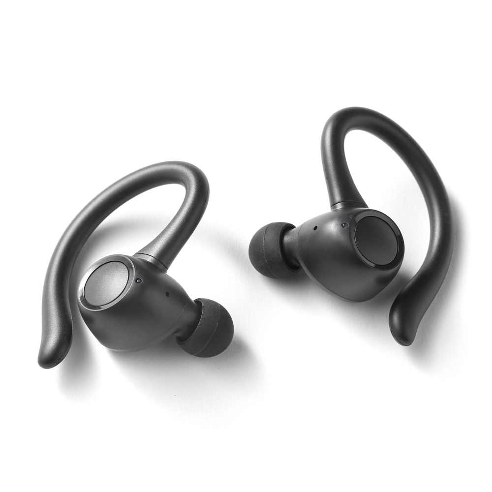 34 Pcs Blackweb Bwd19aah06 True Wireless Bluetooth Earbuds Black Refurbished Grade A
