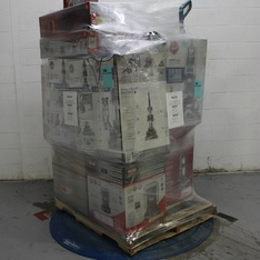 3 Pallets – 48 Pcs – Vacuums, Heaters, Kitchen & Dining – Customer Returns – Dyna-Glo, Hoover, Dirt Devil, KitchenAid