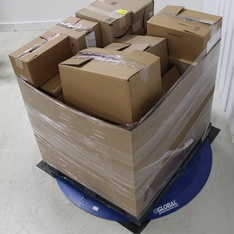 Pallet - 960 Pcs - Books, Music CDs/Vinyl/Tapes - Customer Returns - Scholastic, CreateSpace Independent Publishing Platform, Health Communications, HMH Books for Young Readers