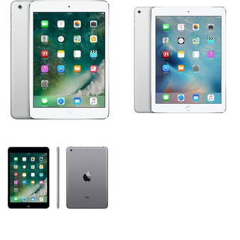 CLEARANCE! 3 Pcs – Mixed Electronics – Tested Not Working – Apple