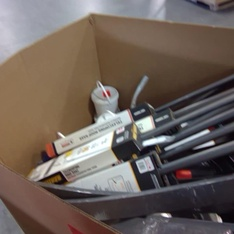 Clearance! Pallet - 64 Pcs - Hardware - Brand New - Retail Ready - Ofic North America Inc, Union Corrugating, Ames