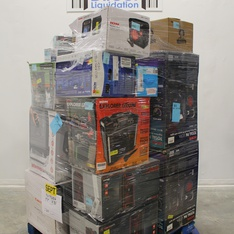 Pallet - 22 Pcs - Portable Speakers, Speakers - Customer Returns - Ion, Blackweb, ION Audio