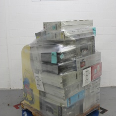 Pallet - 20 Pcs - Monitors, All-In-One - Customer Returns - Canon, EPSON, LG