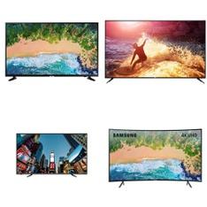 10 Pcs - LED/LCD TVs (58