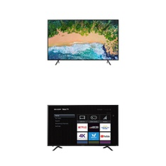 8 Pcs - LED/LCD TVs (58