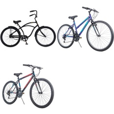 Pallet - 6 Pcs - Cycling & Bicycles - Customer Returns - Hyper Bicycles, Movelo