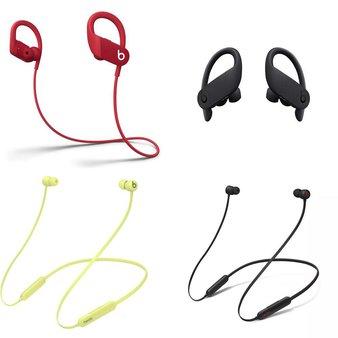 58 Pcs – Apple Beats Headphones – Refurbished (GRADE D, No Packaging) – Models: MWNX2LL/A, MYMD2LL/A, MV6Y2LL/A, MYMC2LL/A