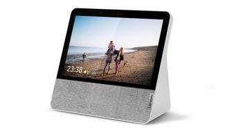 50 Pcs – Lenovo ZA5K0007CA Smart Display 7 Inch 2GB RAM 4GB Storage Blizzard White – Lenovo Certified Refurbished