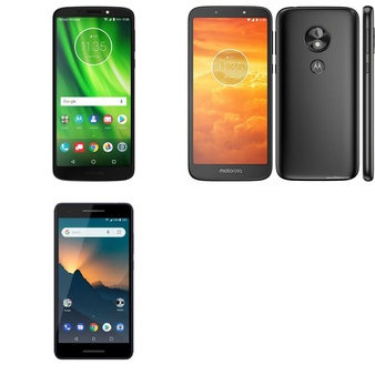 CLEARANCE! 11 Pcs – Smartphones – Tested NOT WORKING – Motorola, Nokia