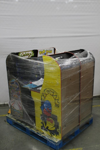 Pallet – 4 Pcs – Video Games – Other – Customer Returns – Red Planet