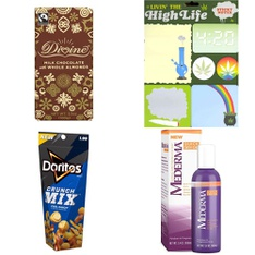 Pallet - 257 Pcs - Books, Gourmet Grocery, Accessories, Hardware - Customer Returns - Divine, Frito-Lay, Go West, Chronicle Book