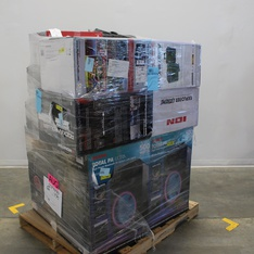 Pallet - 13 Pcs - Portable Speakers - Customer Returns - Ion